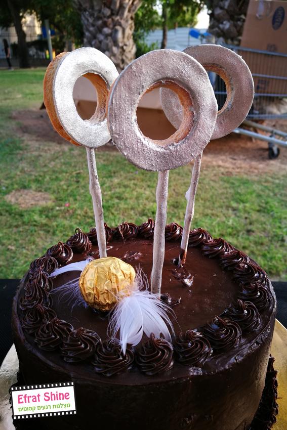 עוגת קווידיץ׳ יומולדת הארי פוטר -עיצוב והפקה: אפרת שיין מצלמת רגעים קסומים